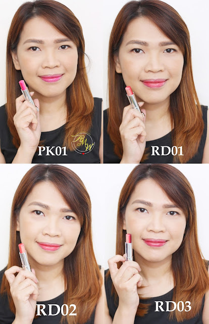 a photo of Maybelline Lip Flush Bitten Lip by Color Sensational Review