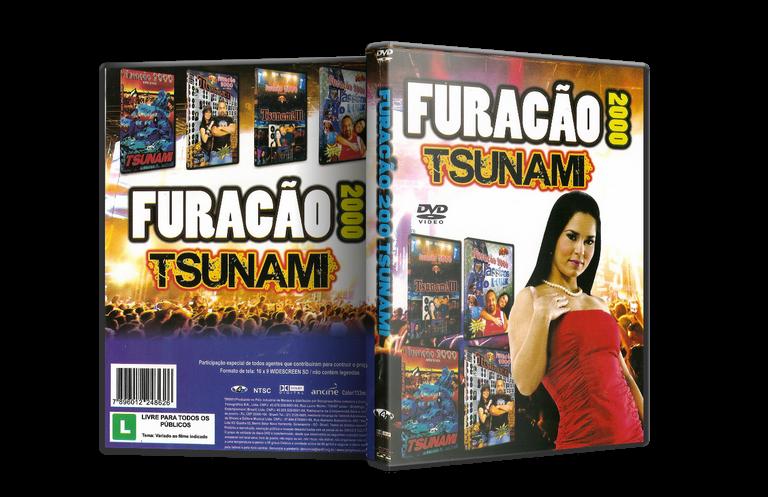 2000 TSUNAMI FURACAO BAIXAR DVD 4