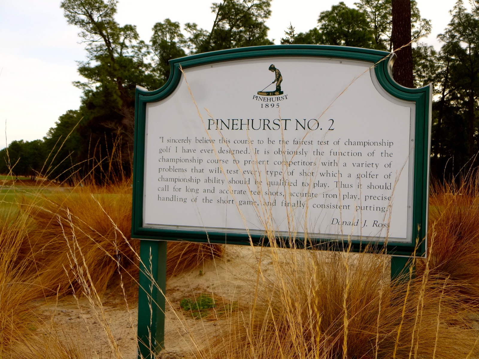 The Road to Pinehurst - Golf Capital of the World - The
