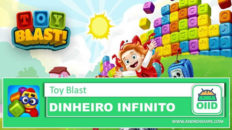 Toy Blast Apk v7047 Моd (Unlimited Lives & More)