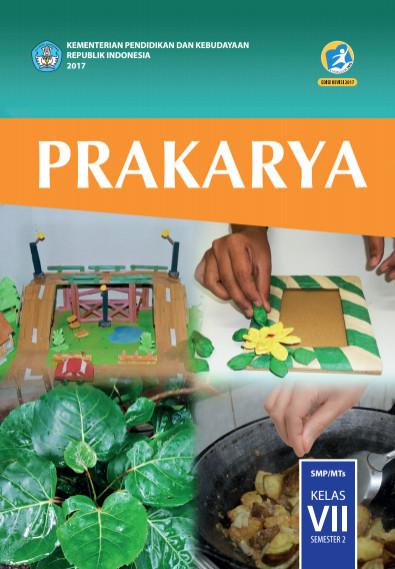 Buku Teks Pelajaran Prakarya Kurikulum 2013 Revisi 2017