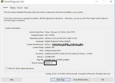 Cara Mengatasi DX11 Feature Level 10.0 PUBG Lite 4