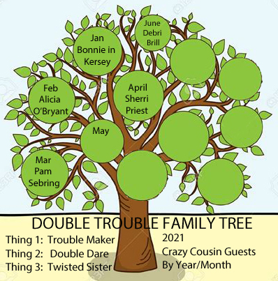 2021 Double Trouble Family Tree