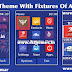 IPL 8 With Fixtures HD Theme For Asha 202,203,X3-02,300,303,C2-02,C2-03,C3-01 Touch and Type Devices
