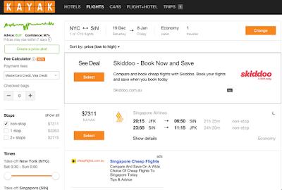 Economiser plus de 4 000 $ sur un billet d'avion en réservant avec un VPN 2