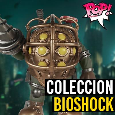 Coleccion de funko pop de Bioshock lista completa