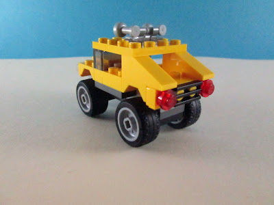 Set LEGO Creator 30283 Off-Road
