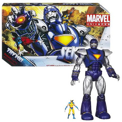 Sentinel X-men Action Figure