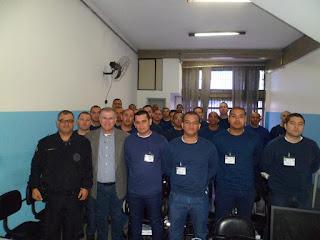 GCM de Taboão da Serra inicia formação de nova turma de recrutas