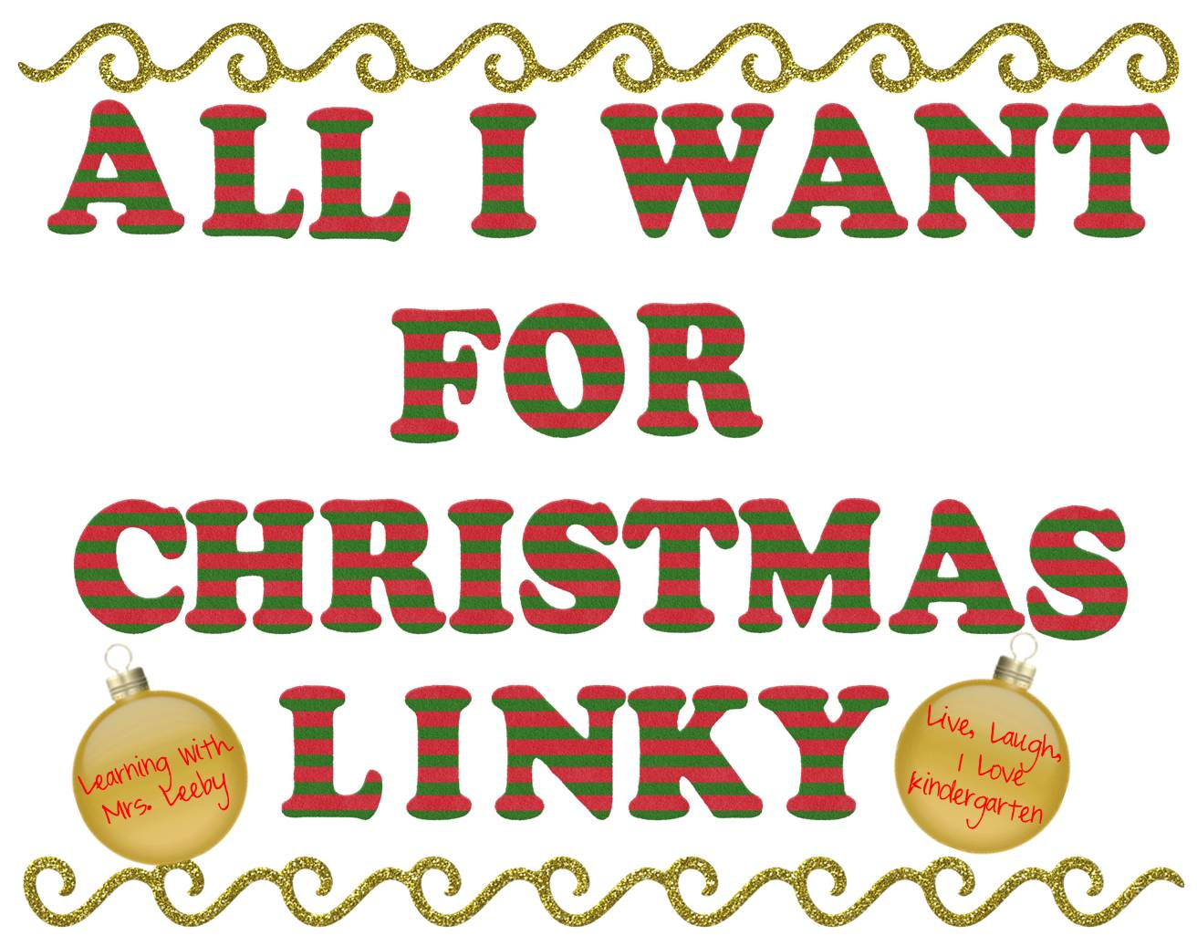 Mrs. Christy's Leaping Learners: All I want for Christmas ...