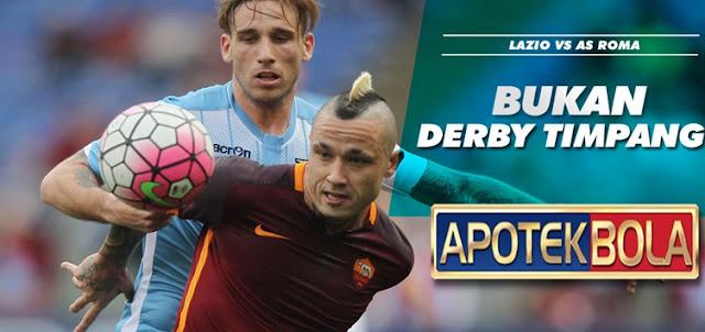 Prediksi Pertandingan Lazio vs AS Roma 4 Desember 2016