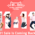 Aliexpress 11/11 Global Sales Festival.. Are You ready?