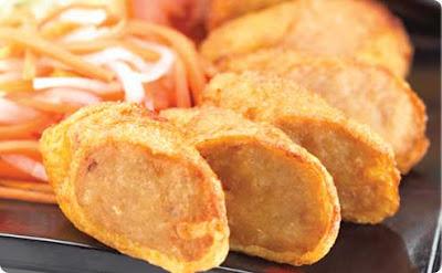 Cara Mudah Membuat Chicken Egg Roll ala Hoka Hoka Bento