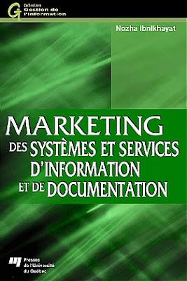 Télécharger Marketing des systèmes et services d'information et de documentation PDF gratuit