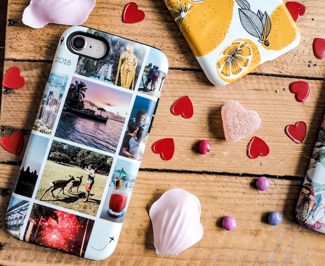 Personalised phone case - Valentine's gift