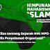 Sekilas tentang Sejarah HMI MPO - Majelis Penyelamat Organisasi