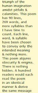 intersections poetry with mathematics a poem with 90 lines 269