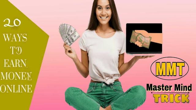 20 amazing ways to make money