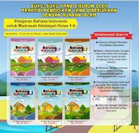 Buku Pelajaran Bahasa Indonesia Kelas 1-6 Attuqa