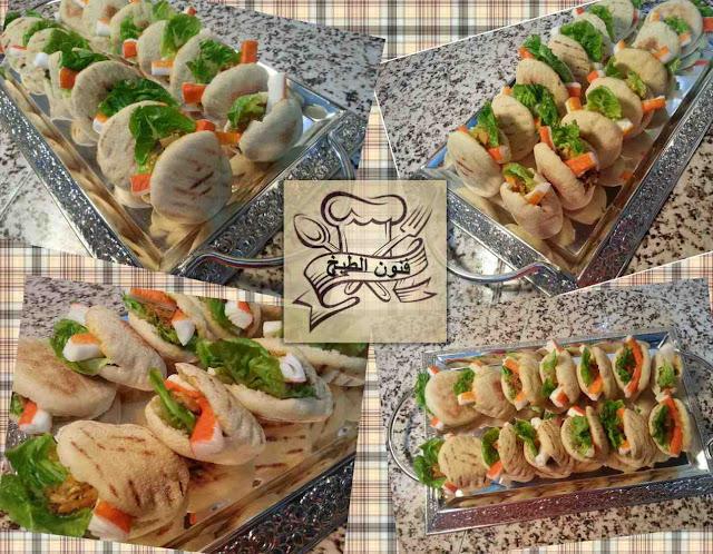البطبوط,البطبوط معمر,حشوة لذيذة,خبز محشي,محشي,وصفات الطبخ,فنون الطبخ,البطبوط معمر بالحوت,السوريمي