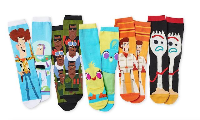 Toy Story 4 Socks