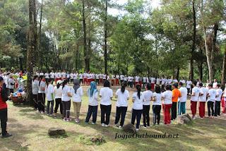 Outbound di Kaligriya Kaliurang Yogyakarta