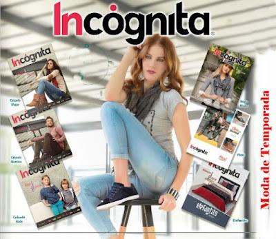 catalogos incognita 2016