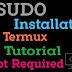 Cara Install Sudo Su di Termux Root