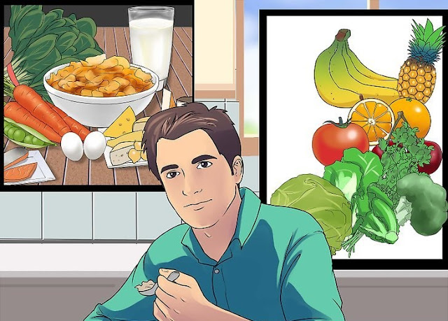 Step 1 Prevent Acne Naturally By Adjusting Your Diet