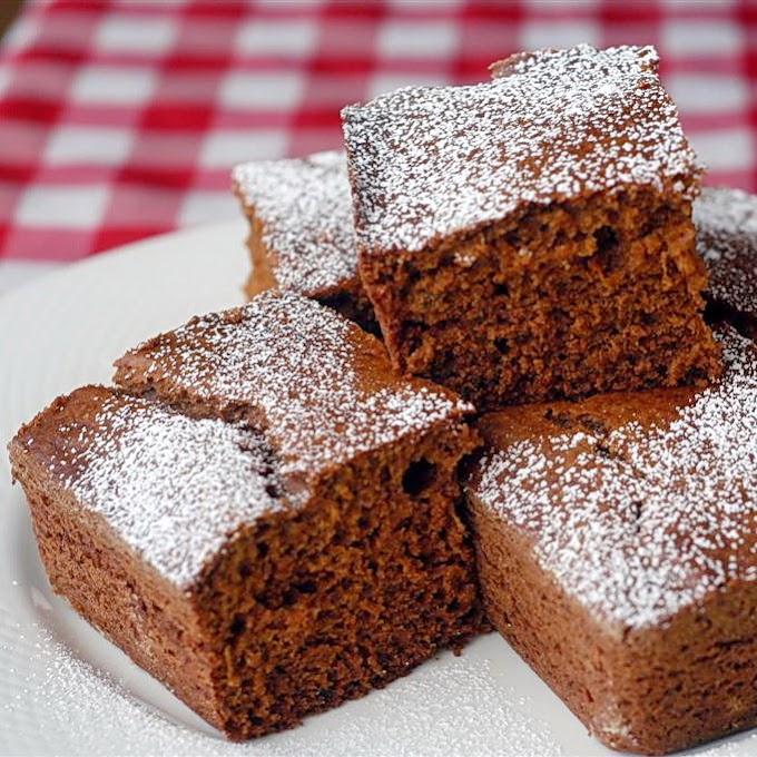 Sweet Potato Spice Snack Cake