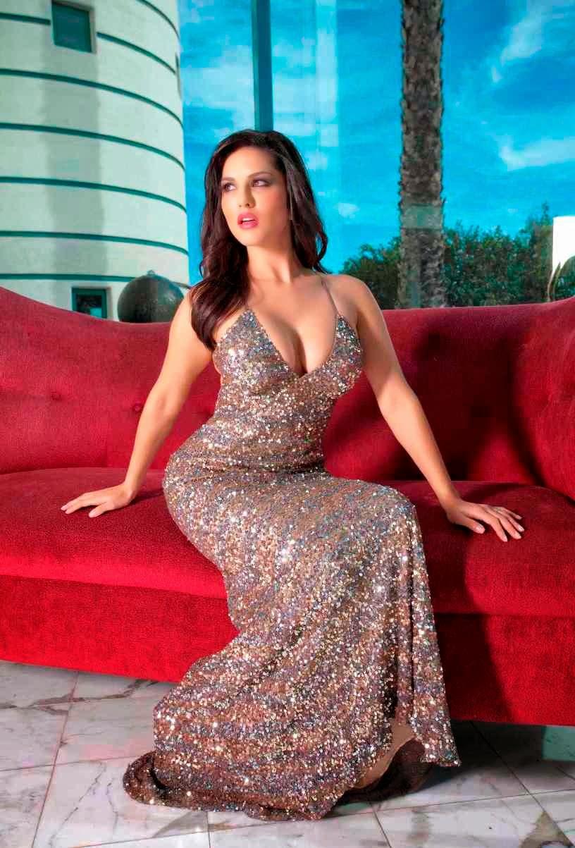 Sunny Leone Latest Hot Stripping Photoshoot - Hot Blog Photos-9539