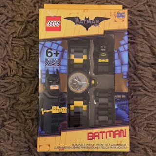 LEGO Batman Watch