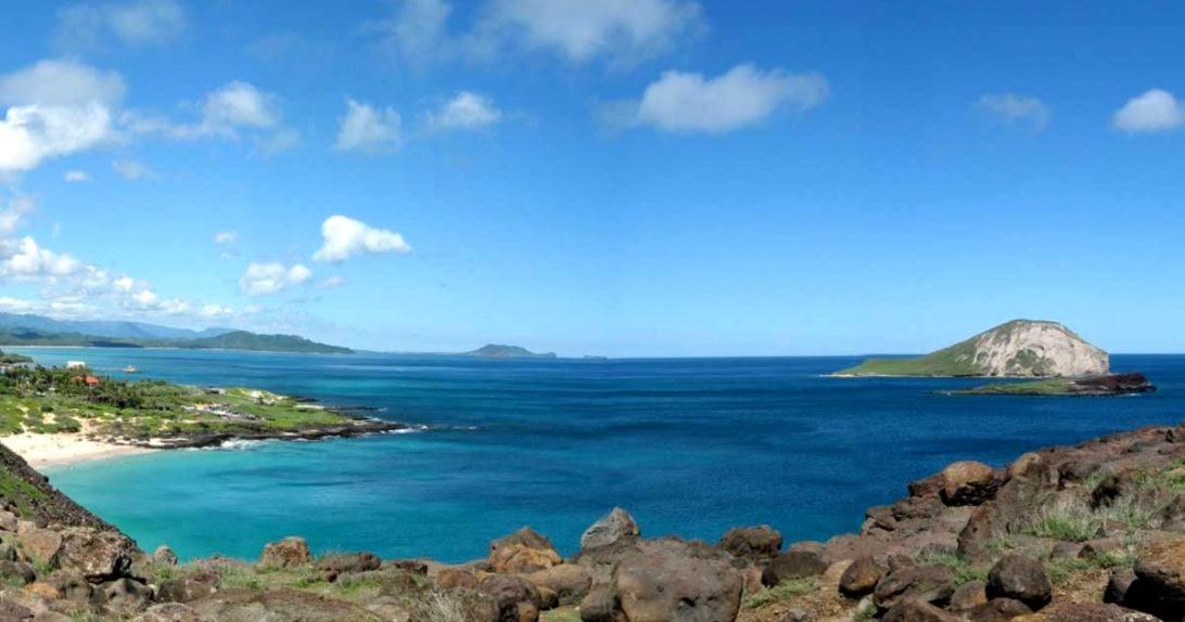Hawaiian Islands Oahu Rabbit Wallpaper Hd Desktop