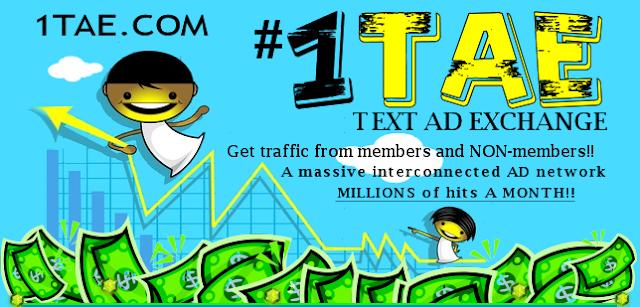 Text Ad Exchange