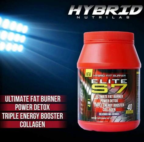 elite s7 hybrid fat burner