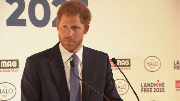 Prince Harry Reveals He Entered Therapy After 2 Years of 'Total Chaos' in His Late 20s
