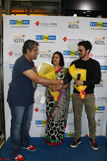 Piaa Bajpai launches TB Awareness Campaign with Darshan Kumaar 20.JPG
