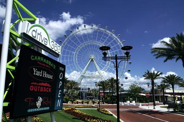 I-Drive 360 em Orlando