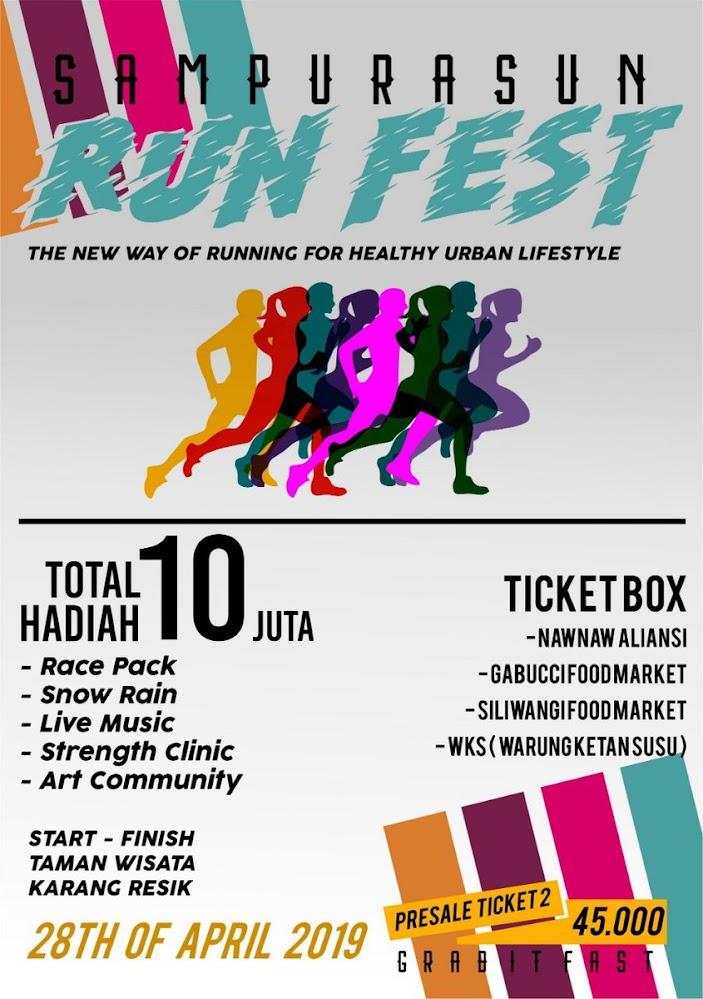 Sampurasun Run Fest • 2019