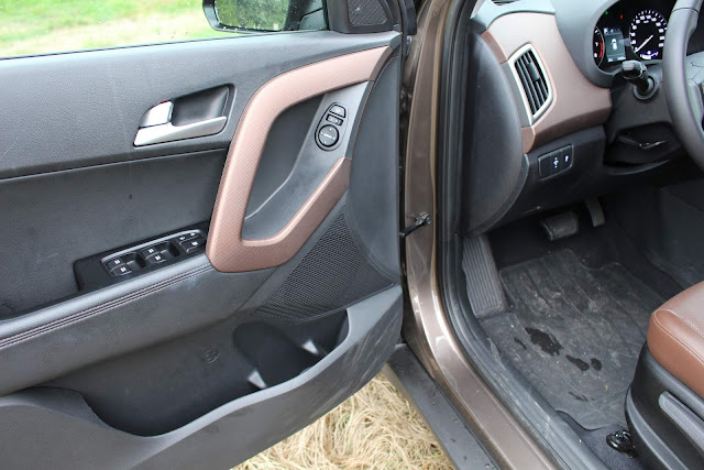 Hyundai Creta Prestige 2.0 Automático 2018 - painel de porta