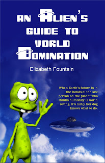 An Alien's Guide to World Domination cover