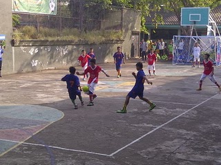 SMP TRISILA SURABAYA: TRISILA CUP 2013