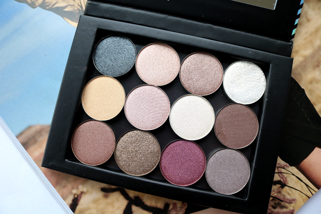 Build Your Own Eyeshadow Palette with Phase Zero