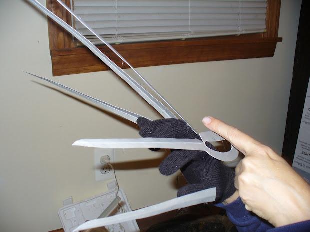 Healthy Crafty Mom Make Edward Scissorhand Gloves