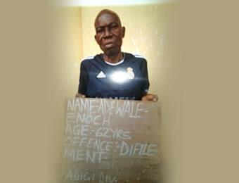 man raped girl ogun state