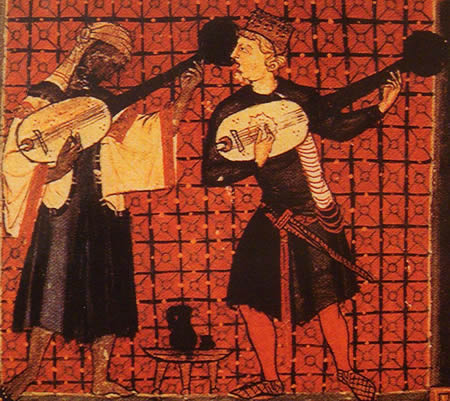 Literature and Music in the Golden Age of Muslim World