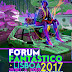 Fórum Fantástico | Convite - 29 Set a 1 Out na Bib. Orlando Ribeiro, Lisboa