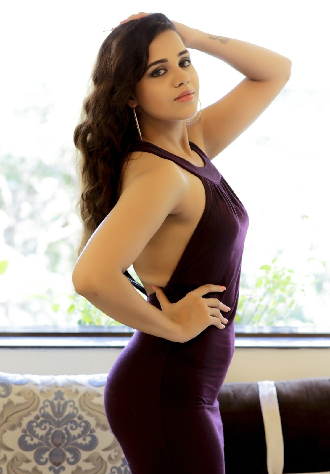 Actress Celebrities Photos Punjabi New Hot Model Parina -9531