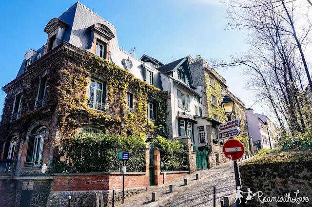 Honeymoon, cafe, Paris, review, ฝรั่งเศส, รีวิว, ฮันนีมูน, สวีท,ปารีส, montmartre, มงมาร์ต, sacre couer, KB cafeshop,maison georges larnicol , dalida