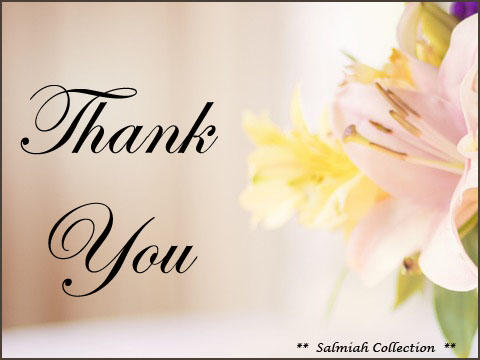 Thank You Card 37